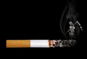 Nikotin ist tödlich