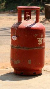 Der Gas Durchlauferhitzer