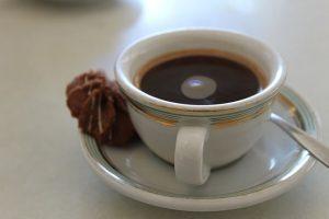 Kaffee aus der Filtermaschine